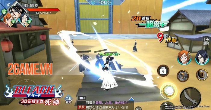 Top 12 Game Manga đậm chất nhập vai, hành động sướng tay! 4