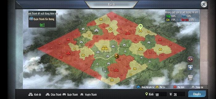Tân Hoàng Đế của giải đấu Đế Vương Chi Lộ trong Tam Quốc Vương Giả chính thức lộ diện 0