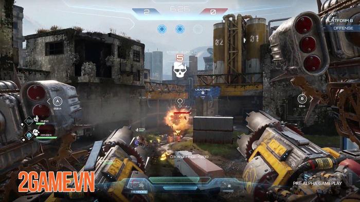 Disintegration - Game bắn súng đồ hoạ tuyệt đẹp lên kế hoạch thử nghiệm 0