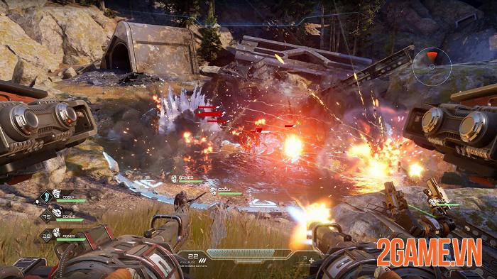 Disintegration - Game bắn súng đồ hoạ tuyệt đẹp lên kế hoạch thử nghiệm 1