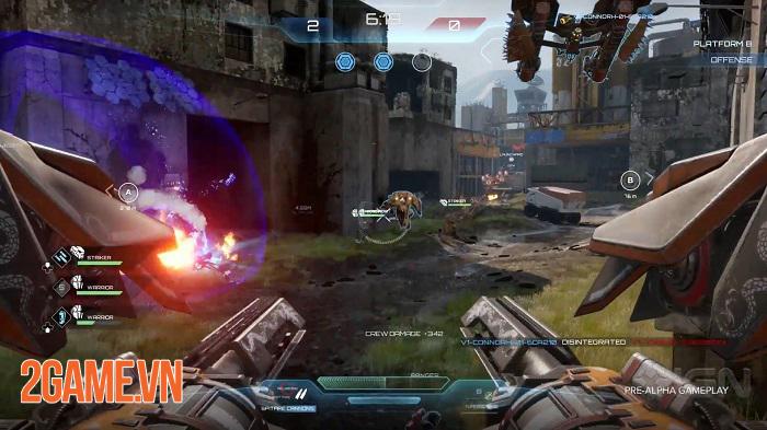 Disintegration - Game bắn súng đồ hoạ tuyệt đẹp lên kế hoạch thử nghiệm 2