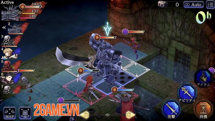 War of the Visions: Final Fantasy Brave Exvius - Game nhập vai với hệ thống chiến thuật 3D hoành tráng 2
