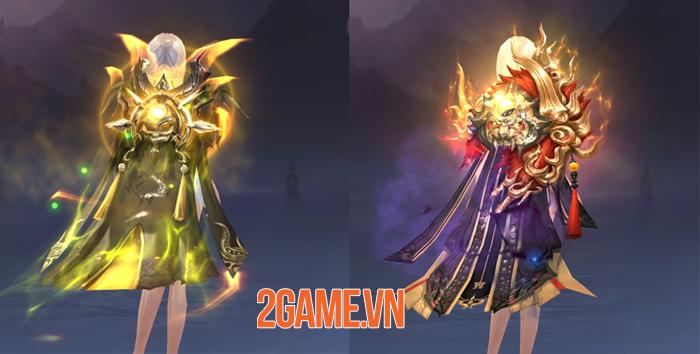 Tinh Vân Kiếm Mobile: Tất cả tính năng bồi dưỡng đều giúp nhân vật thay hình đổi dạng 5