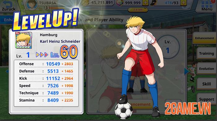 Game bóng đá Captain Tsubasa ZERO Mobile ra mắt toàn cầu 1
