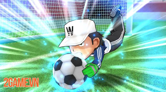 Game bóng đá Captain Tsubasa ZERO Mobile ra mắt toàn cầu 3