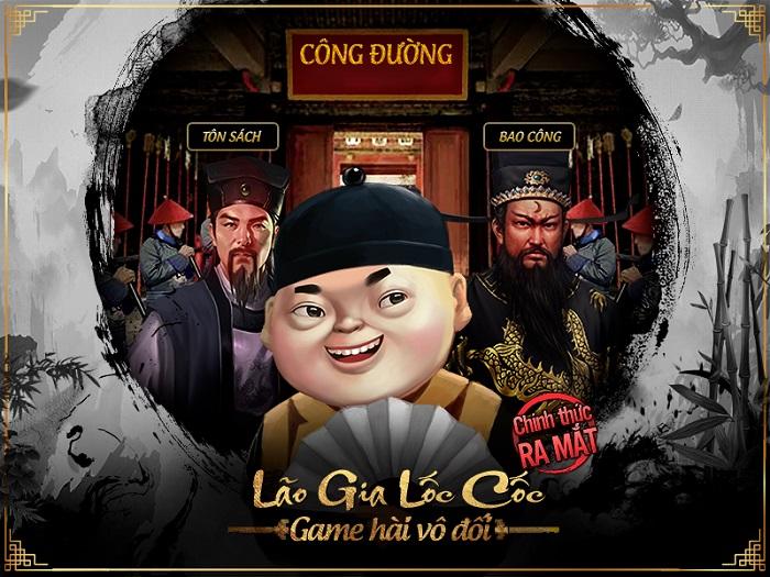 Lão Gia Lốc Cốc - Tựa game xử án hài hước ấn định thời gian phát hành 0