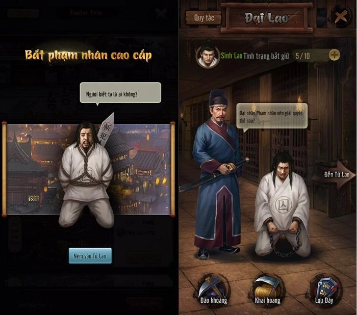 Lão Gia Lốc Cốc - Tựa game xử án hài hước ấn định thời gian phát hành 2