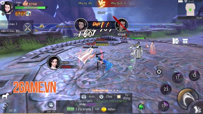 Eternal Love M - Game nhập vai ngôn tình siêu hấp dẫn hỗ trợ cả ngôn ngữ tiếng Việt 7