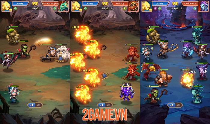 Game mới Chiến Hồn Bộ Lạc Mobile cập bến làng game Việt 3