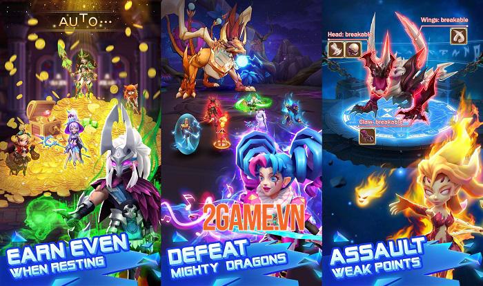 Dragon Maze sở hữu cốt truyện sáng tạo và lối chơi kết hợp nhiều thể loại thú vị 1