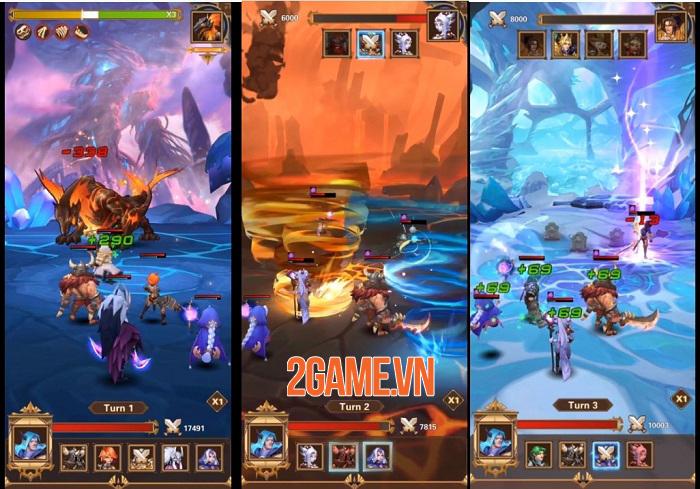 Dragon Maze sở hữu cốt truyện sáng tạo và lối chơi kết hợp nhiều thể loại thú vị 2