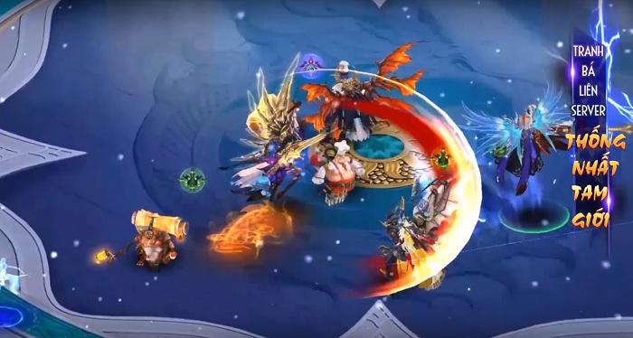 Game nhập vai Tinh Vân Kiếm Mobile vừa nhẹ lại vừa nhiều tính năng 3