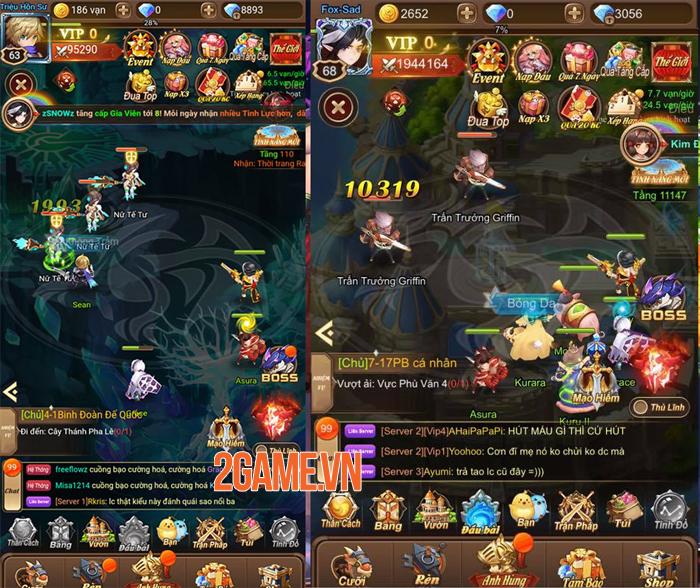 Thêm 7 game H5 mới nữa cập bến làng game Việt 5