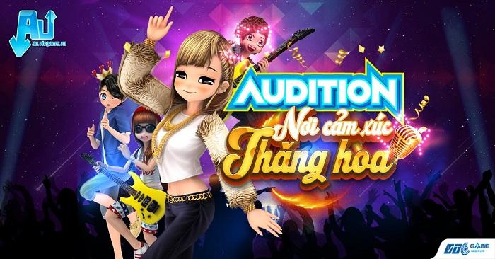 Game nhảy huyền thoại Audition tổ chức sinh nhật 13 tuổi hoành tráng 0
