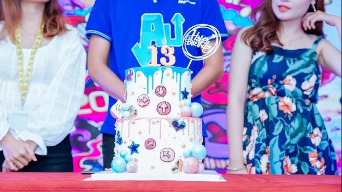 Game nhảy huyền thoại Audition tổ chức sinh nhật 13 tuổi hoành tráng 3