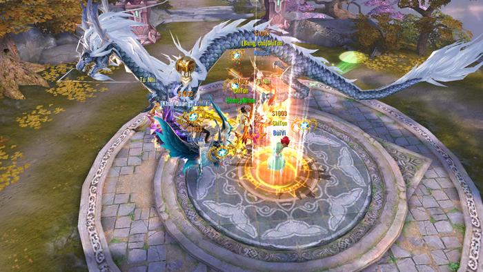 Một loạt tính năng mới đến tay người chơi Kiếm Ma 3D trong bản Update tháng 9 0