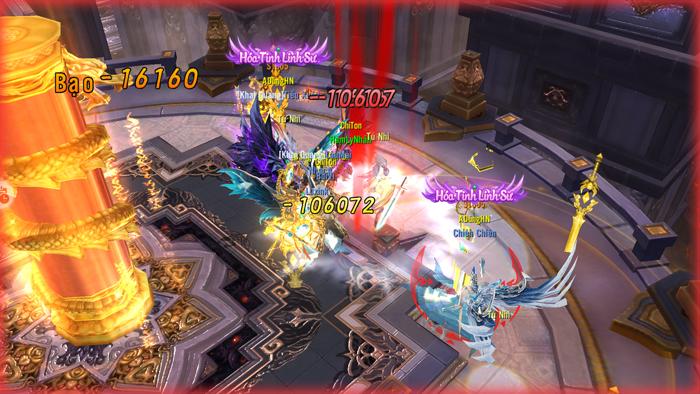 Một loạt tính năng mới đến tay người chơi Kiếm Ma 3D trong bản Update tháng 9 1