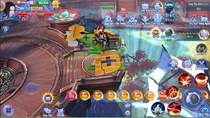 Một loạt tính năng mới đến tay người chơi Kiếm Ma 3D trong bản Update tháng 9 2