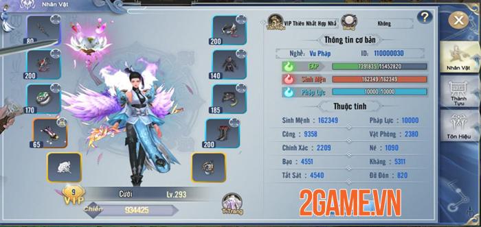 Game nhập vai PK 24/24 Lan Lăng Vương 3D Mobile cập bến Việt Nam 2