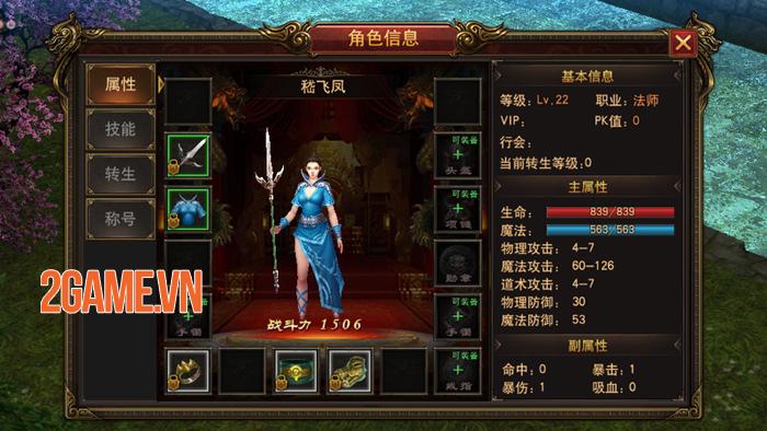 Game nhập vai 2D đậm chất hoài cổ Mộng Chinh Đồ về Việt Nam 2