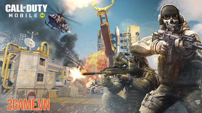Call of Duty Mobile mở đăng kí trước và xác nhận thời gian phát hành 0