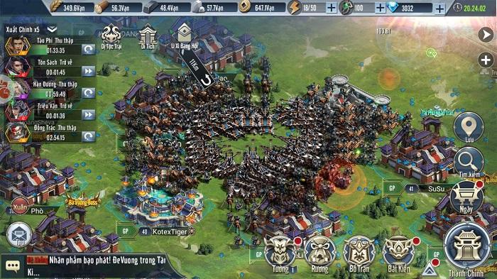 Top 8 game điều binh khiển tướng đáng để fan SLG chơi qua! 1