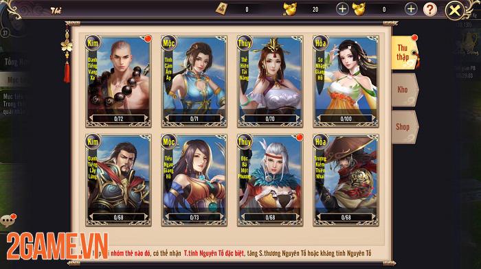 Tiêu Dao Mobile khiến người chơi căng thẳng từng phút khi làm nhiệm vụ quốc gia 8
