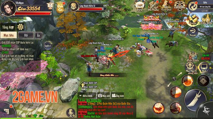 5 lý do khiến Tiêu Dao Mobile trở thành game Thiên Long đáng chơi nhất 2019 3