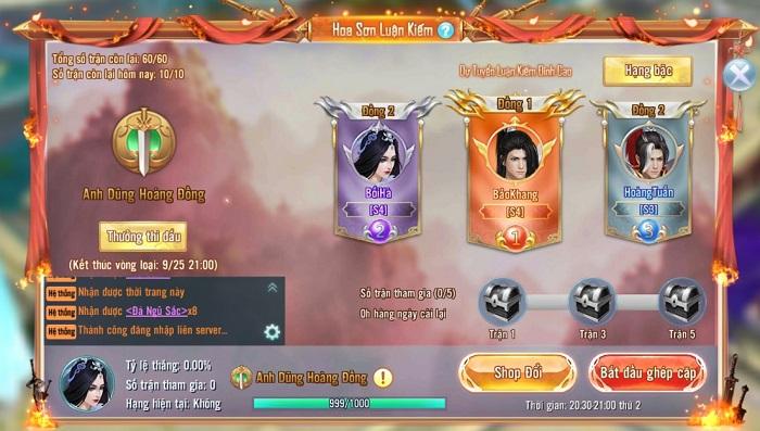 Cộng đồng game thủ Nhất Kiếm Giang Hồ trầm trồ về Big Update 10.0 siêu to khổng lồ 1