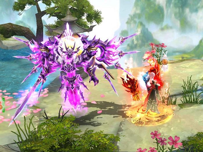 Cộng đồng game thủ Nhất Kiếm Giang Hồ trầm trồ về Big Update 10.0 siêu to khổng lồ 2