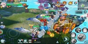 Cộng đồng game thủ Nhất Kiếm Giang Hồ trầm trồ về Big Update 10.0 siêu to khổng lồ