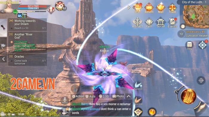 VNG đưa kiệt tác game di động Thế Giới Hoàn Mỹ Mobile về Việt Nam 4