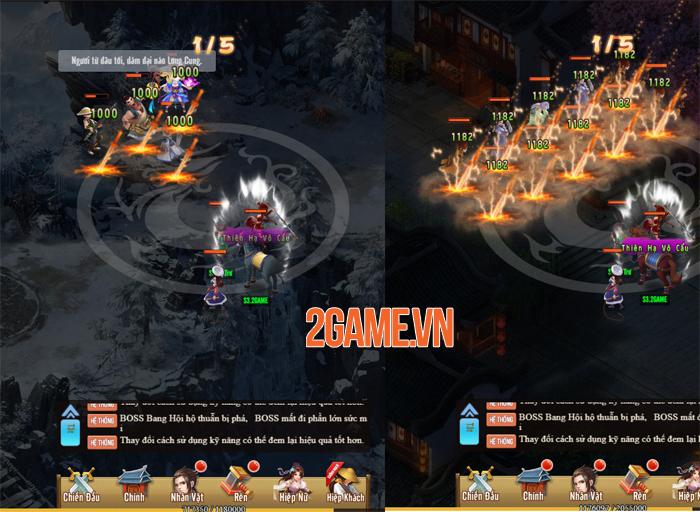 Thêm 7 game H5 mới nữa cập bến làng game Việt 0