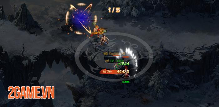 Game kiếm hiệp đa nền tảng Thiên Hạ Ngũ Tuyệt sắp đến tay game thủ Việt 5