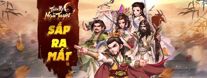 Game kiếm hiệp đa nền tảng Thiên Hạ Ngũ Tuyệt sắp đến tay game thủ Việt 0