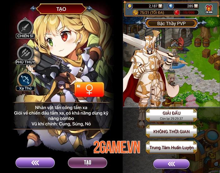 Game triệu lượt tải Biệt Đội Phép Thuật hé lộ những hình ảnh Việt hoá đầu tiên 1