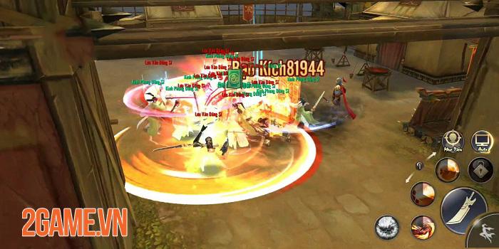 Kết thúc thử nghiệm thành công, Tiêu Dao Mobile liền tiến vào bản chính thức 3