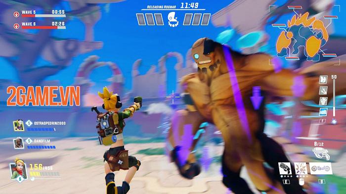 Agents: Biohunters - Game MOBA bắn súng săn quái vật độc đáo 0