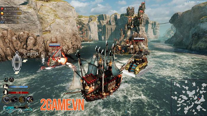Maelstrom - Game battle royale đề tài cướp biển với những trận thuỷ chiến hấp dẫn 0