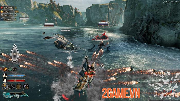 Maelstrom - Game battle royale đề tài cướp biển với những trận thuỷ chiến hấp dẫn 1