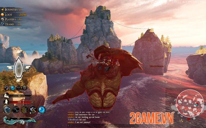 Maelstrom - Game battle royale đề tài cướp biển với những trận thuỷ chiến hấp dẫn 3