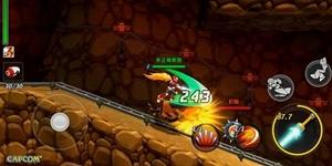 Mega Man X DiVE được cải tiến đẹp hơn nhưng vẫn giữ được sự quen thuộc