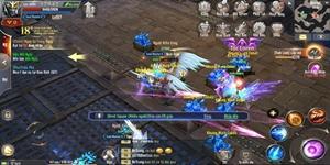 Game thủ MU Awaken VNG sáng PK giao lưu, chiều Chiến liên server đến mỏi tay