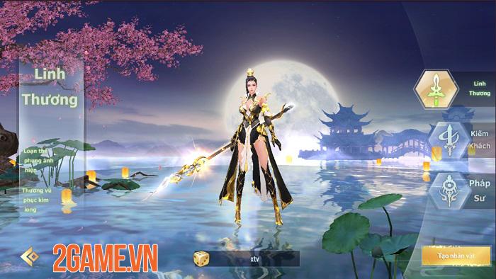 Phong Thần Truyện sở hữu hệ thống gameplay đồ sộ với tốc độ cày cấp cực nhanh 0