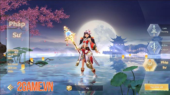 Phong Thần Truyện sở hữu hệ thống gameplay đồ sộ với tốc độ cày cấp cực nhanh 2