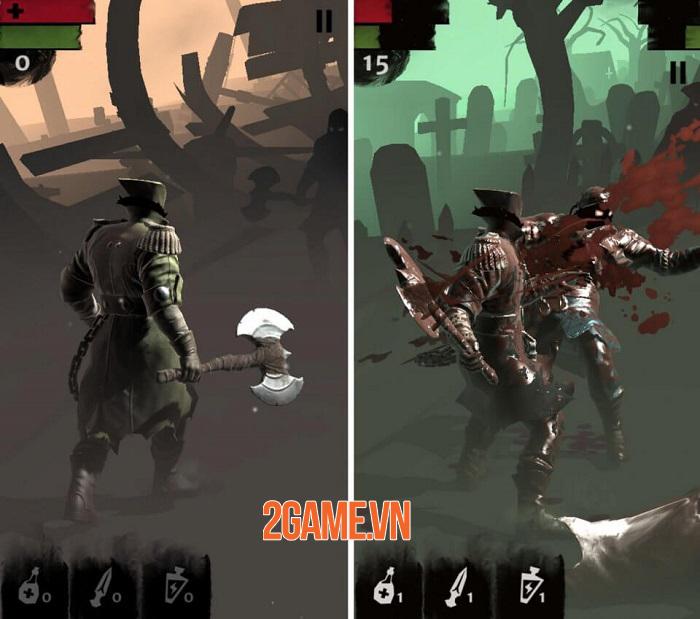 99 Dead Pirates - Game đối kháng sở hữu đồ hoạ độc đáo cùng lối chơi đơn giản 1