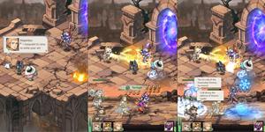 AURA Fantasy đem đến lối chơi Idle RPG đơn giản nhưng đầy cuốn hút