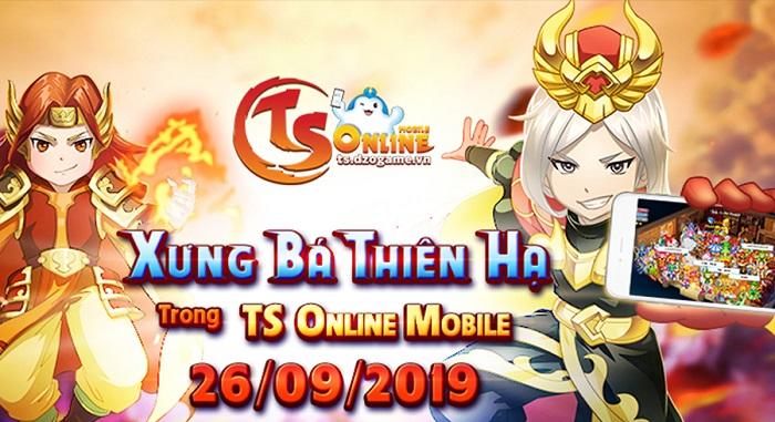 TS Online Mobile đã ra mắt, game thủ được