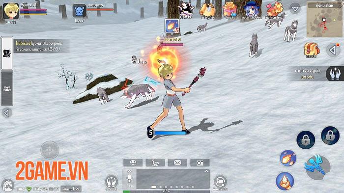 Mabinogi: Fantasy Life Mobile - Game nhập vai chuyển thể từ PC ra mắt bản tiếng Việt 5