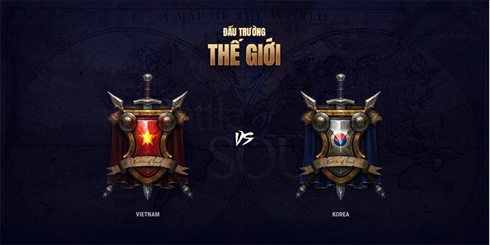 Epic Souls Mobile cho phép game thủ Việt được PVP với người chơi toàn cầu 4